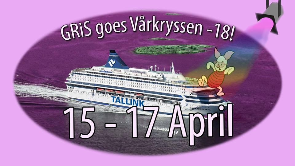 GRiS goes Vårkryssen -18!